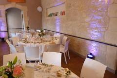 mas des oliviers Ceyras mariage