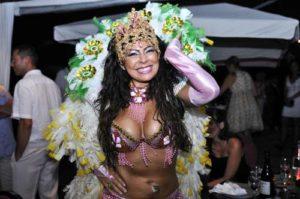 mariage Montpellier danseuse brésilienne Nimes Occitanie