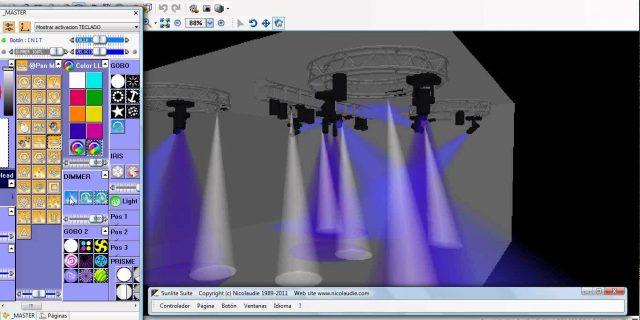 logiciel sunlite suite 2 formation
