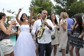 clos de rignac mariage, groupe de musique mariage Montpellier Hérault