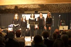 espace coquin Murles concert